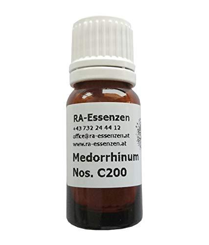 Medorrhinum Nos. C200, 10g Bio-Globuli, radionisch informiert - in Apothekenqualität