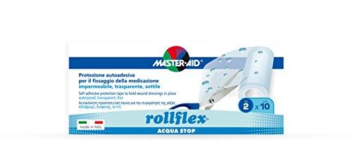 Master Aid Rollflex Acquastop 2 m x 10 cm - 1 Prodotto