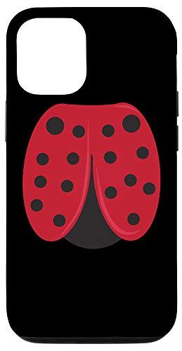 iPhone 12/12 Pro Costume Ladybug Insect | Funny Girl Women Gift Case