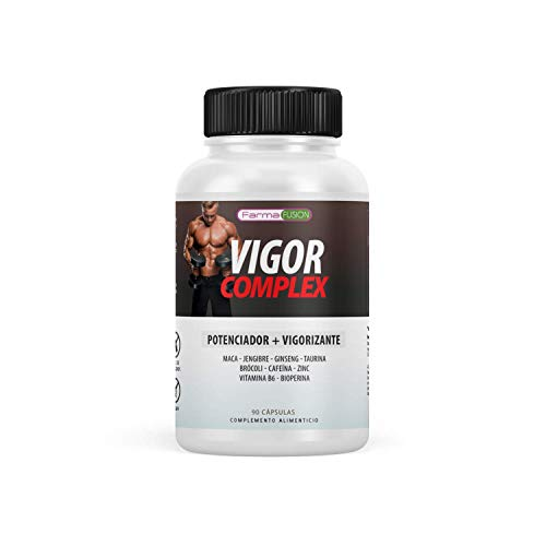 Potente Booster de Testosterona | Potencia y Vigoriza las Relaciones Sexuales | Aumenta la Resistencia Muscular | Mejora tus Entrenamientos | Aumenta la Libido en Hombres y Mujeres | 90 Cápsulas