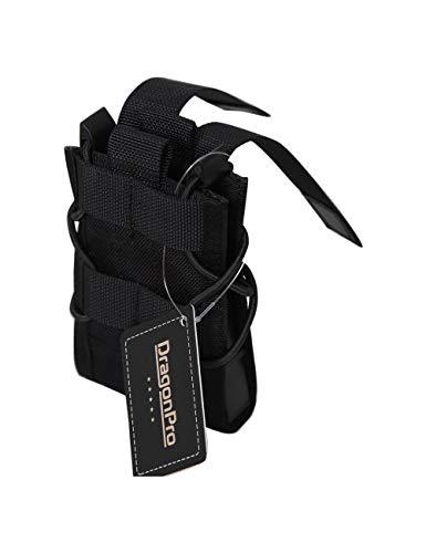 Dragonpro - DP-PO017-002 TAC mag Pouch Black