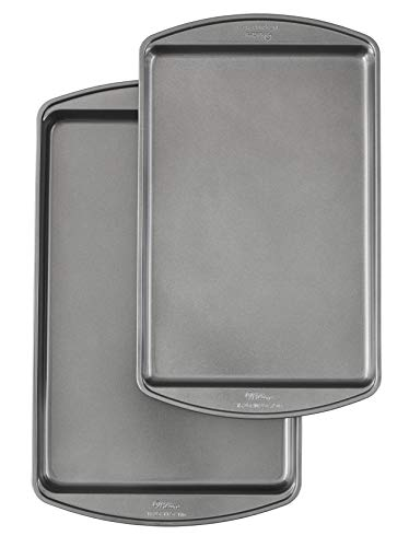 Wilton Non-Stick Baking Sheets Set, 2-Piece