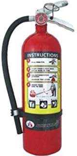 5.5 lb ABC Badger Advantage Extinguisher w/ Wall Hook