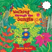 Walking Through the Jungle audiobook cover art