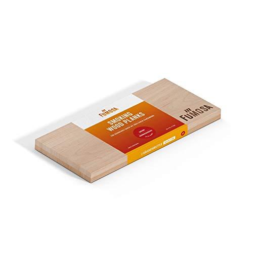Gas-Grill und Smoker 100/% Nat/ürlich 3 Liter-Box f/ür Kugel- Aromatische Wood Cuttings Apfel R/äucherschnitzel f/ür perfektes Raucharoma