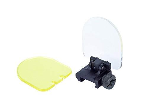 Wisha Pantalla Protectora para mira holográfica 20mm con Sistema de Anclaje rápido
