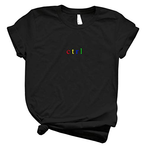 Ctrl -Sza Google Letters - Mens T Shirts Graphic Vintage – Best Trendy Womens Retro Shirt – Tee for Kids Top