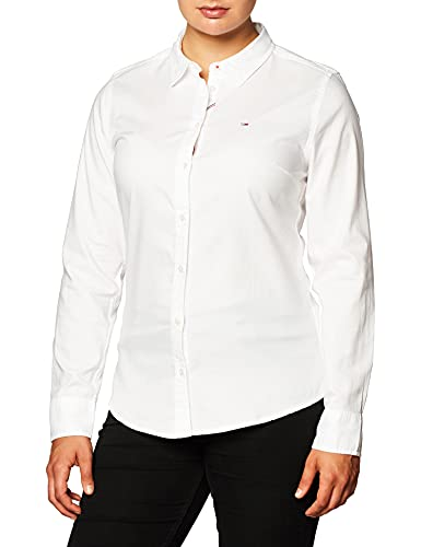 camicia donna hilfiger Tommy Hilfiger Tjw Slim Fit Oxford Shirt Camicia