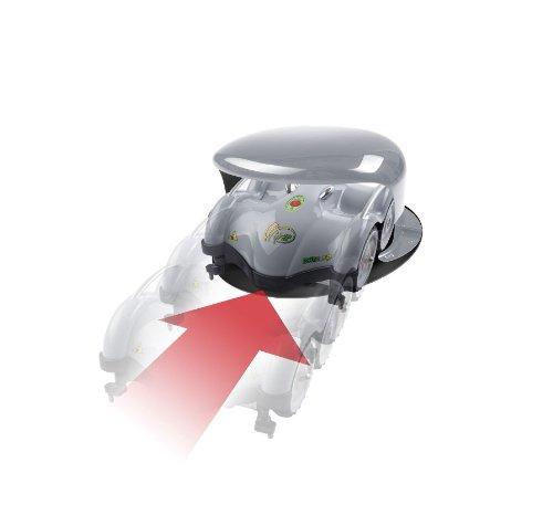 Zucchetti Blitz Wiper XK Roboter-Rasenmäher mit Ladestation inklusiv Abdeckhaube für Ladestation