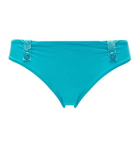 Chantelle Canyon Bikini Brief Blue Frost US Small