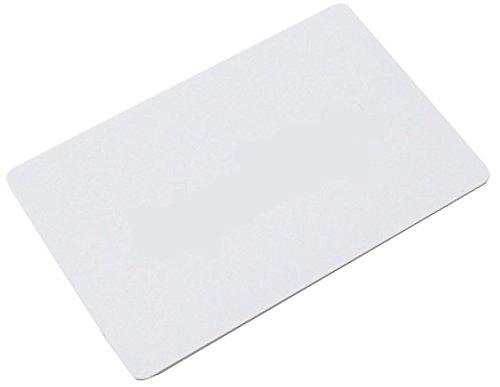 Unbekannt CHIPDRIVE Time Recording User Card (Mitarbeiter-Chipkarten) Touch&Go RFID - blanko - weiß (1 Stück)