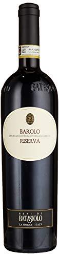 Batasiolo BAROLO DOCG RISERVA 2012, trockener Rotwein, vollmundig und asugewogen im Geschmack
