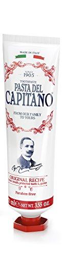Pasta del Capitano 1905 Original-rezept Zahncreme, 75 ml