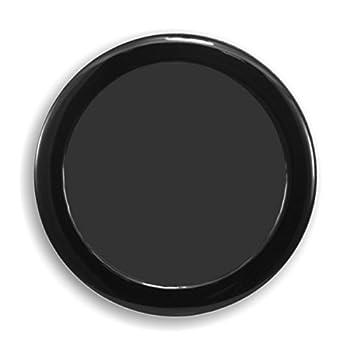 DEMCiflex Computer Dust Filter Standard 92mm Round Black Frame/Black Mesh