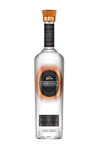 Tequila Tradicional Plata marca cuervo Tradicional