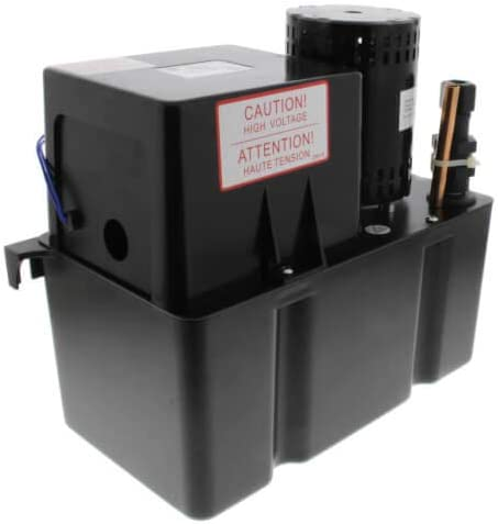 Large Condensate Pump 25 Challenge the lowest price Ft 4 years warranty 20 1 Shutoff 115V HP
