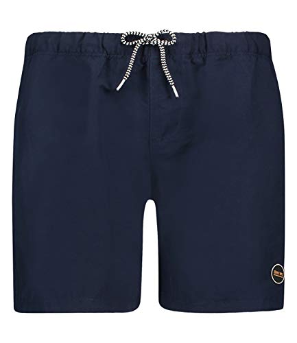 Shiwi Herren Boardshorts Solid Mike Navy XL