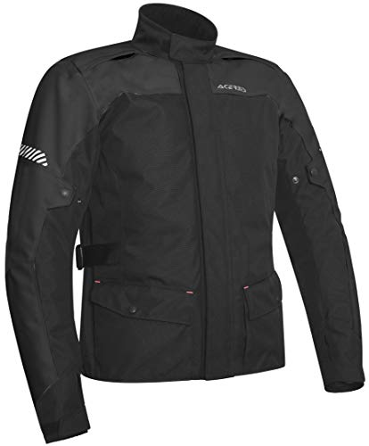 Acerbis GIACCA MOTO UOMO DISCOVERY FOREST NERO (M)