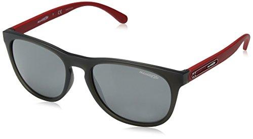 Arnette 0AN4245, Gafas de Sol para Hombre, Gris (Matte Grey), 56
