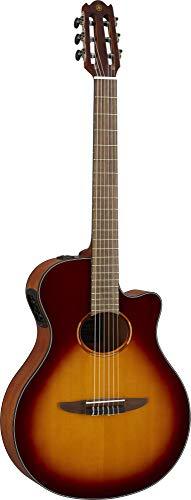 Yamaha NTX1 BS Acoustic-electric nylon-string guitar