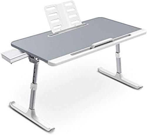 Werkstation Bureau Draagbare Opvouwbare Verstelbare Klaptafel voor Laptop Bureau Studeertafel Heftafel voor Sofa Bordspel Tafel Op Het Bed