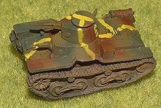 日本 95式軽戦車 1/144 塗装済み完成品 Japan Type 95 Light Tank Ha-Go 1/144 Painted finished goods
