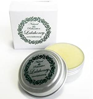 LALAHONEY Bee's ハンドクリーム 40g【自然の恵みでつくる手作りハンドクリーム】