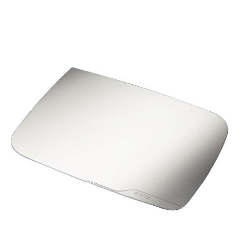 Leitz - Lisse - Sous main en PVC - 400 x 650 mm - Transparent - Lot de 1