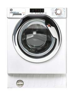 Hoover HBDS485D2ACE Wash 8KG & Dry 5KG A Rated Built in Washer Dryer - White