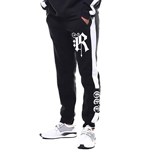 Momoxi Herren Sommer chinesische Stil gestreifte Kurze Hosen lose nepalesische Rettich Hosen braun 5XL Hochzeitsanzug Unterhosen Arbeitshose Stoffhose Strandhose Latex
