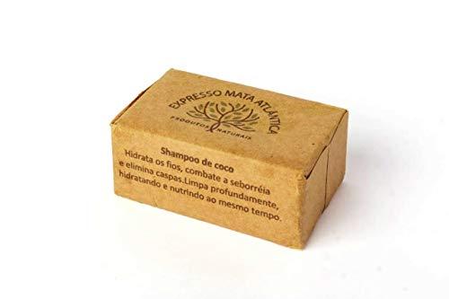 Shampoo Sólido Vegano de Coco. Natural da Expresso Mata Atlântica