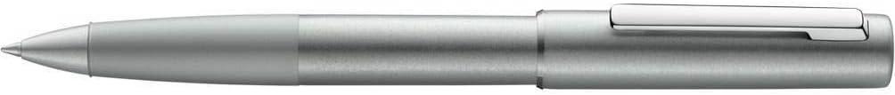 LAMY aion F/üllhalter 077 Federst/ärke M Rotationsgeb/ürstete Oberfl/äche Moderner F/üller in der Farbe Dunkelblau aus einem nahtlos aus Aluminium tiefgezogenen Geh/äuseteil