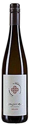 Helios trocken 2018 - Tim Strasser - Rothes Gut Meissen | trockener Weißwein | deutscher Wein aus Sachsen | 1 x 0,75 Liter