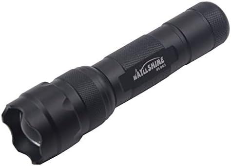 WAYLLSHINE 940nm IR Flashlight Infrared Illuminator Flashlight 940nm IR Illuminator Flashlight product image