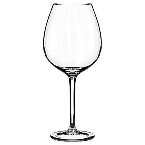 IKEA 001.548.70 Hederlig Rotweinglas, Klarglas
