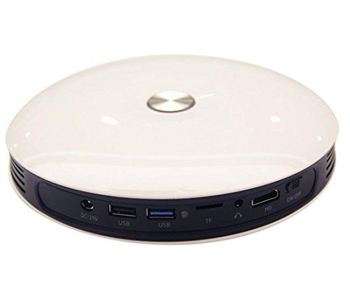 Proyector De Micrófono D08 Proyector Inteligente De Proyector RK3368 Eight Core Home HD