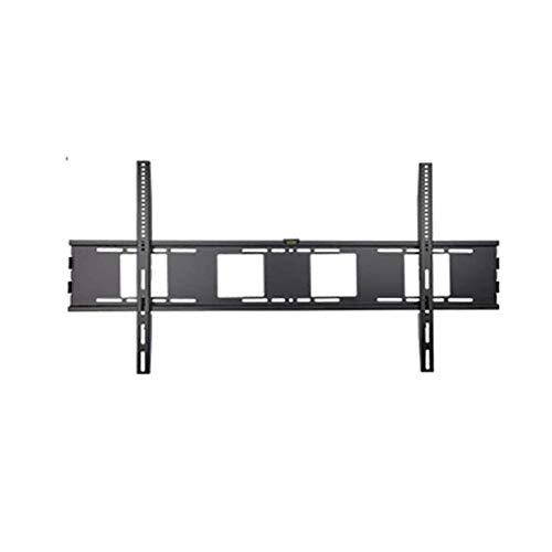 YLB Montajes de pared de TV Perfil TV TV TV Soporte de montaje en la pared para la mayoría de los 40-110 pulgadasBetween cualquier televisor, soporte de TV con MAXVESA600x400mm, carga de carga de hast