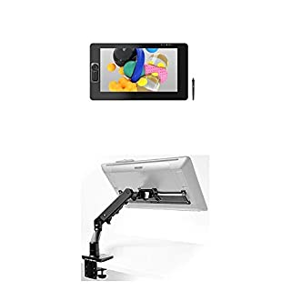 Wacom Cintiq Pro 24 touch, 24 Zoll Grafik-Touch-Display mit 4K Auflösung und Flex Arm für Cintiq Pro 24 und 32, Inklusive Pro Pen 2 Stift mit verschiedenen Ersatzspitzen (B07TQ8VG9J) | Amazon price tracker / tracking, Amazon price history charts, Amazon price watches, Amazon price drop alerts