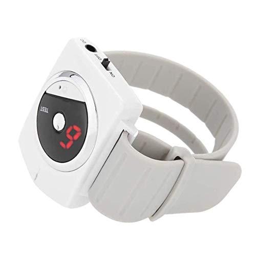 GJXJY Anti Schnarch Armband USB Wiederaufladbar Schnarch Stopper Anti-Schnarch-Geräte Mit Biofeedback-Sensor Einstellbare Gang Anti-Schnarch-Uhr Für Frauen Und Männer
