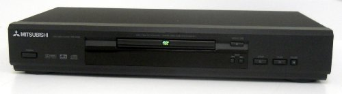 For Sale! Mitsubishi DD-4030 DVD/CD Video Player w/ 10 Bit Video D/A Converter