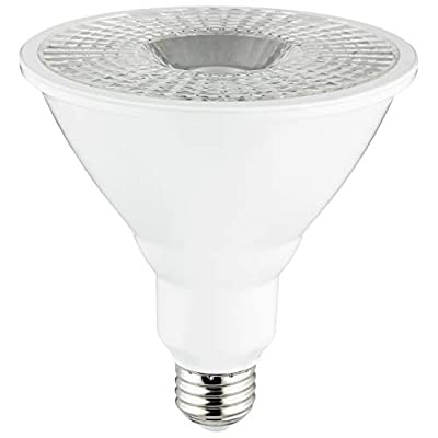 Sunlite 88340-SU LED PAR38 Spotlight Flood Light Bulb Dimmable, Energy Star