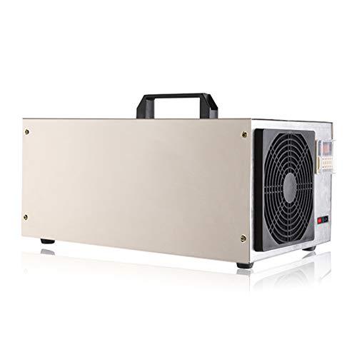 Générateur D'ozone 20,000 MG/H, Commercielle D'ozone Ozoniseur pour Désinfecter Et Purifier L'air, Haute pour La Maison, Le sous-Sol, La Voiture, Le Bar Et Les Fermes