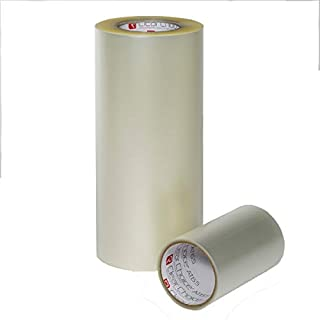 Rtape at65 Clear Choice Vinyl Film Outdoor Vinyl Application Tape Various Sizes x 300 Meters Roll (6