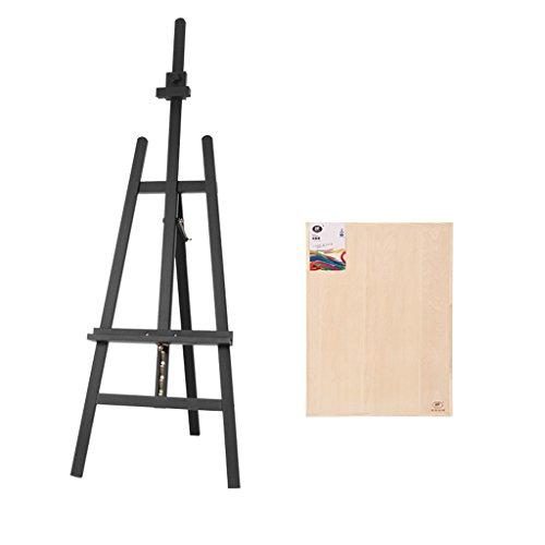 Easel massief hout schilderij planken met tekenbord reclame kunst schets aquarel kleding Real Estate Display Rack