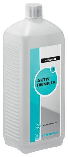 Teslanol 26045 Aktivreiniger (Isopropanol) reinigt schonend und zuverlässig empfindliche Materialien - 1000 ml