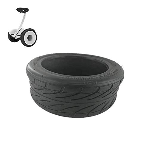 Neumáticos para Scooters Eléctricos 70/65-6.5 Neumáticos Interiores Y Exteriores Inflado En Ángulo Recto Antideslizante Y Resistente Al Desgaste Adecuado para Accesorios De Automóvil De Equilibrio