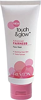 Revlon Touch and Glow Advanced Fairness Face Wash, 100g