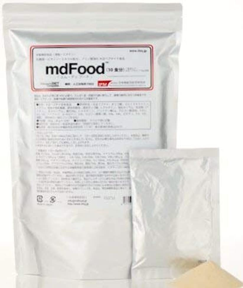 電気競合他社選手補償日本機能性医学研究所 mdFood 「エムディ?フード」10食分