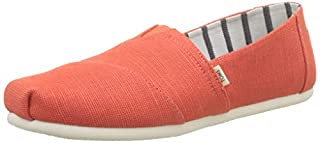 TOMS Cherry Tomato Heritage Canvas Women's Classics Venice Collection 10013503 (Size: 7.5) (B07FYKGNBC) | Amazon price tracker / tracking, Amazon price history charts, Amazon price watches, Amazon price drop alerts