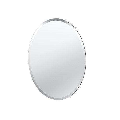 Gatco Beveled Easy Mount Mirror, 26.5